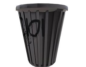 trashcan 3D Trashcan