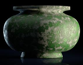 Old vase 3D model