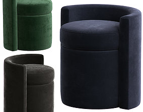 3D COLLECTION OF STOOL ARCADIA BY EICHHOLTZ