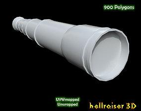3D model Spyglass Pocket Telescope