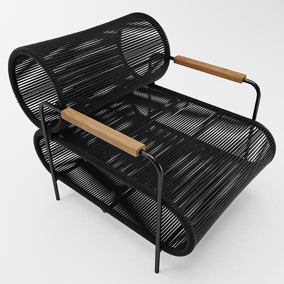 ELO Armchair By Filipe Ramos
