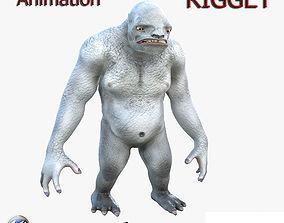 Monster - Troll 3D model