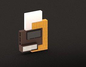TV UNIT 3D printable model