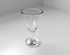 3D model Glass Cup 5
