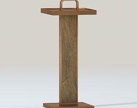 Arteriors Savoy Accent Table 3D model