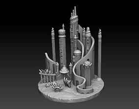 3D print model Atlantica little mermaid