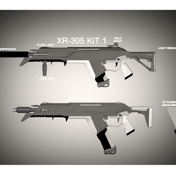 XR-305 UPDATE