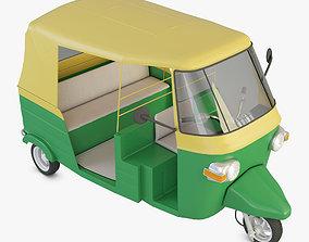 3D model Auto Rickshaw auto