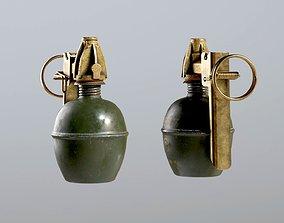 SOLDIER Frag Grenade 3D model