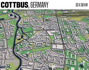 Cottbus 3D model