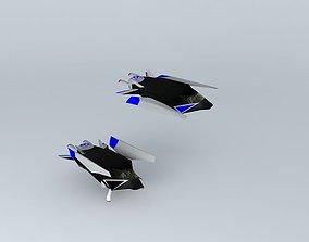 3D model Y901T Pelican Mogders carrier class