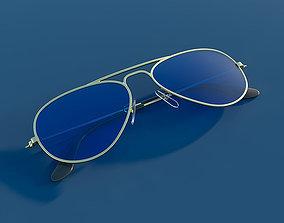 3D RayBan Aviator sunglasses