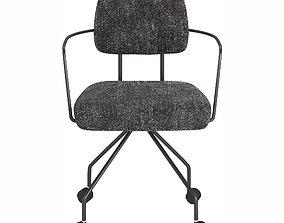 Four Hands - Radcliffe Desk Chair 3D