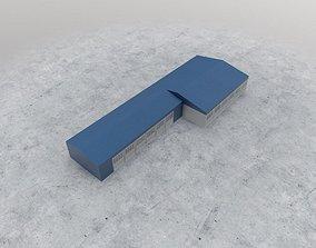 LQSA Storage 2 3D model