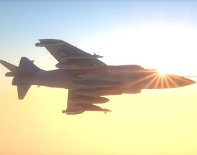 Sea Harrier FRS1 3D