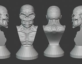 3D printable model Eddie Iron Maiden