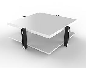 Coffee Table Chabana 3D