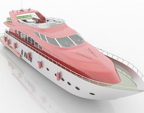 Exclusive Yacht 3D