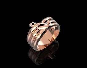 Node Ring 3D print model