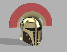 3D printable model Custom Mandalorian Helmet Tool cabinete
