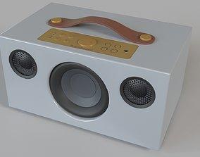 3D Audio Pro Addon C5 Grey Wi Fi Wireless Speaker