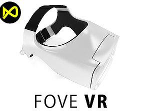3D FOVE AR Headsets