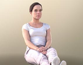 Juliette 10832 - Laying Patient 3D model