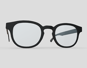 3D model Glasses 6