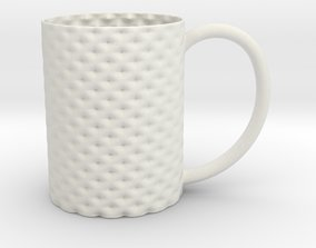 coffee dining 3D print model A mug