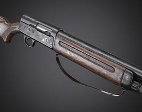 Remington Model 11 Short Barrel Shotgun VR / AR ready