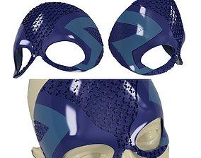 3D printable model Star Girl Mask