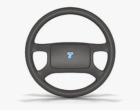 Tofas Steering Wheel 3D asset