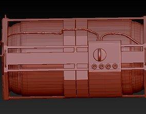 generator 3D printable model