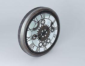 CLOCK BACK TIME houses the world 3D model