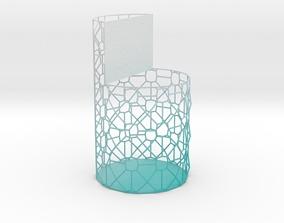 cepillo 3D printable model Toothbrush Holder