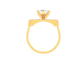 3D print model Solatire Rings rings