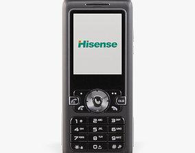 3D asset Hisense D816