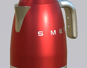 3D model smeg kettle
