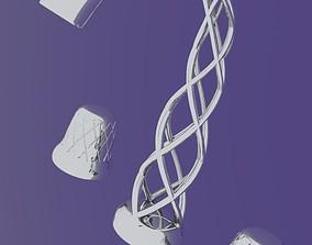 faucet for kitchen 3D print model