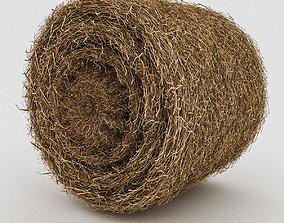 3D Straw Round Model