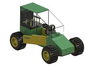 3D Lego Car lego