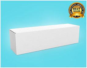 3D model package Package Box
