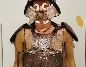 starwars Lando Skiff Armor set - 3D Print