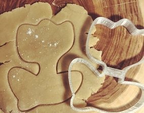 3D print model Flower cookie cutter for professional