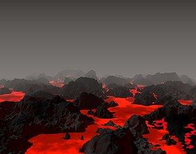 Lava Islands 3D