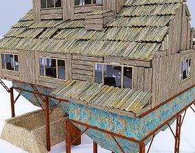 3D Old granary