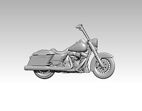 classic motorcycle relief 3 3D printable model