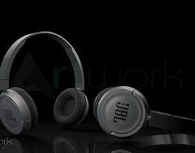Headphone audio-device 3D