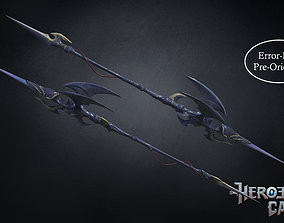 Final Fantasy XIV - Dragoon Gae Bolg Lance 3D print model