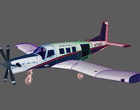3D Skydiving Aircraft PAC750XL